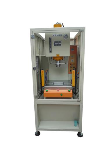 弓形快速油压机-镁合金冲压机-压铸件冲边机KTCQL (2)