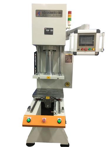 滑台式數控油壓機、數控液壓機、滑台油壓機、液壓衝床(型號:KTCQD-20T-T-NC)