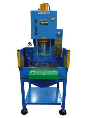 弓形快速油压机-镁合金冲压机-压铸件冲边机KTCQL