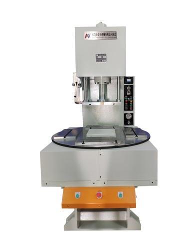 四工位轉盤自動壓裝機-轉盤油壓機