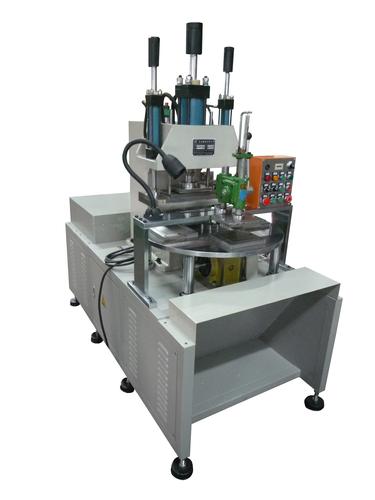 多工位转盘自动压装机-转盘油压机-全自动油压机-多工位液压机KTP副本