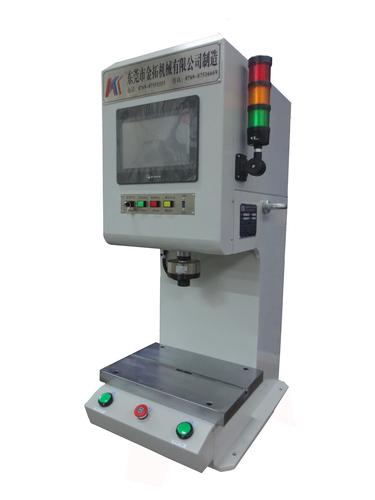 1-2、KST桌上型伺服壓力機-