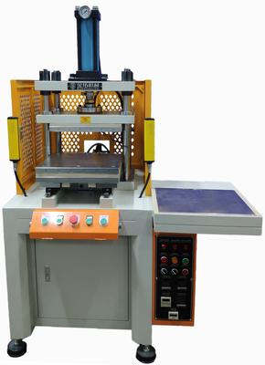 KTHR散热铜管压扁机